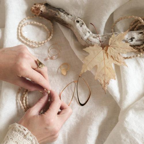 autumn promotion sale sustainable ethical bridal jewellery