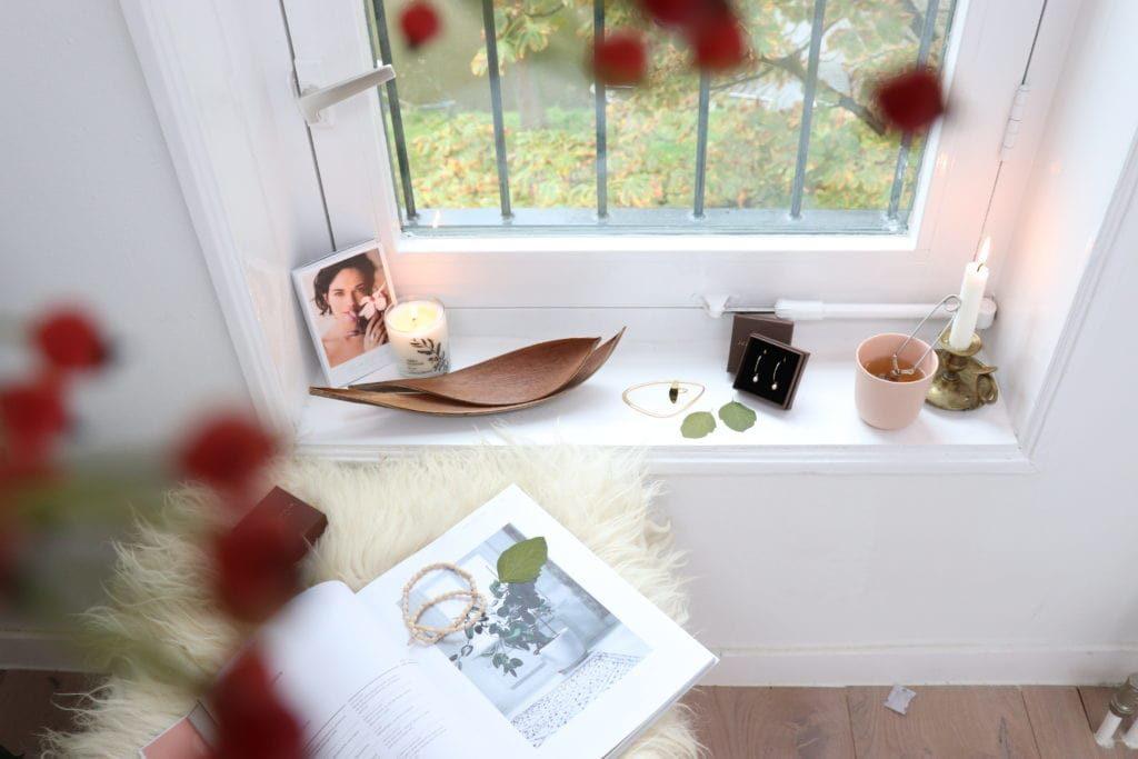 sample sale planning cosy autumn room